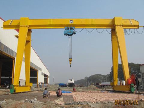 Кран козловой 5 тонн для продажи в Китае