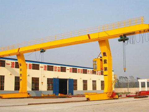 Продам однобалочный козловой кран L модель из Китая