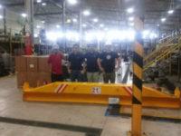 Гондурас - Продали кран балка в Гондурас