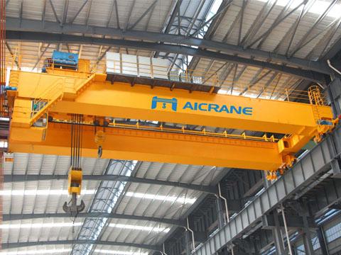 Двухбалочный мостовой кран 20 тонн для продажи