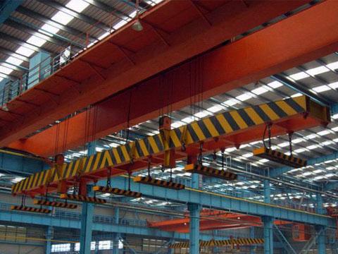 Тяжелый мостовой кран купить в Китае