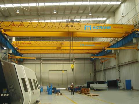 Продать двухбалочный мостовой кран 10 тонн
