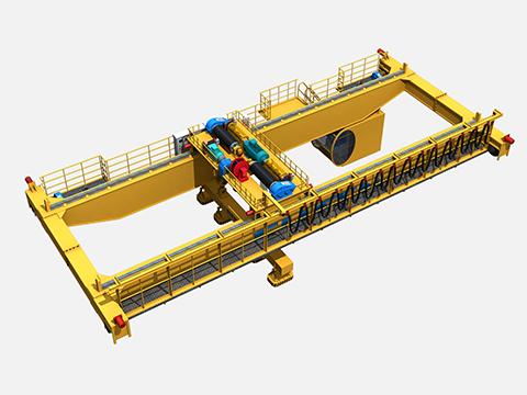 Магнитный мостовой кран продам в Китае
