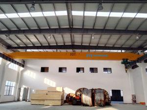 Кран мостовой 10 тонн