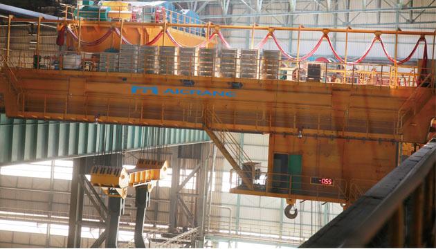 Металлургический мостовой кран продать