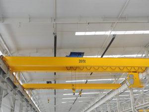 Мостовой кран 20 тонн
