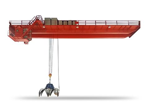 Купить грейферный мостовой кран для продажи