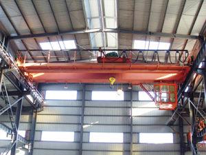 Двухбалочный кран мостовой 60 тонн купить