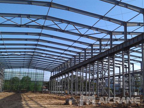 Продам быстровозводимое здание из металлоконструкций