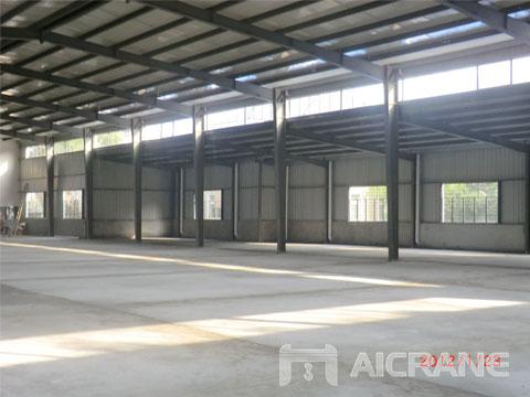 Быстровозводимый склад металлоконструкций продать