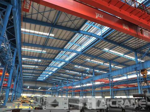 Быстровозводимый цех металлоконструкций цена для продажи