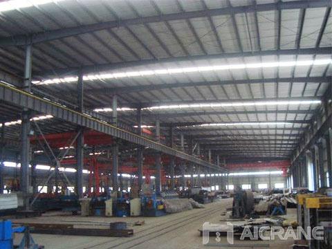 Быстровозводимый завод из металлоконструкций продать