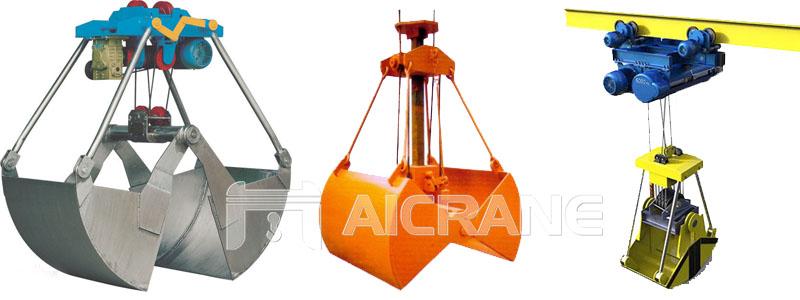 Механический и электрический грейфер для продажи