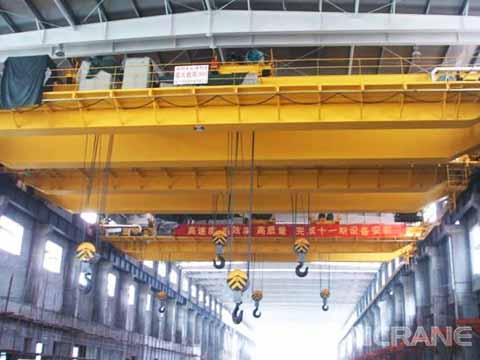 Продам 100 тонн мостовой кран цена завода