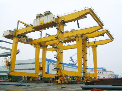 Продам контейнерный кран козловой цена завода