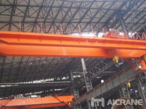 Купить 80 тонн мостовой кран цена завода