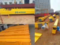 Купить европейский однобалочный мостовой кран в Казахстан