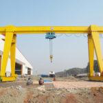 Козловой кран 25 тонн